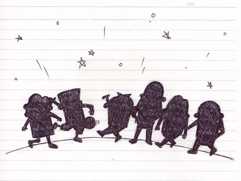 カクレミノムシ